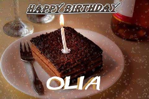 Happy Birthday Olia