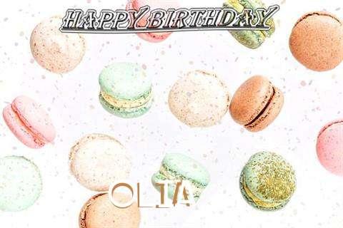 Olia Cakes