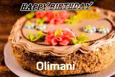 Birthday Images for Olimani