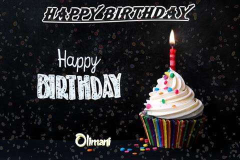 Happy Birthday to You Olimani