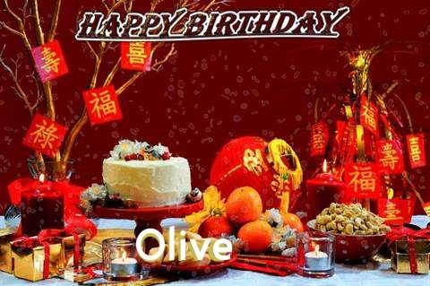 Wish Olive