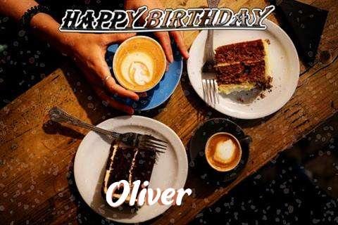 Happy Birthday to You Oliver
