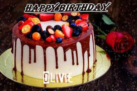 Wish Olivie