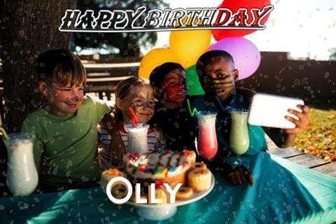 Olly Cakes