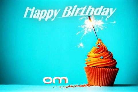 Birthday Images for Om