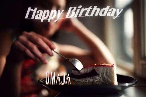 Happy Birthday Wishes for Omaja
