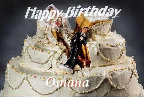 Happy Birthday to You Omana