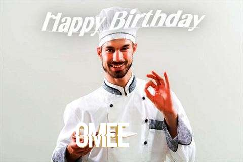 Happy Birthday Omee