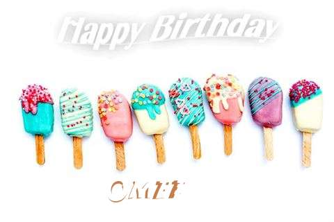 Omee Birthday Celebration