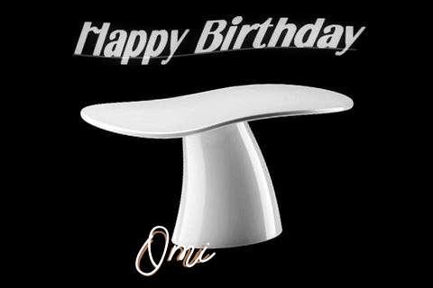 Omi Birthday Celebration