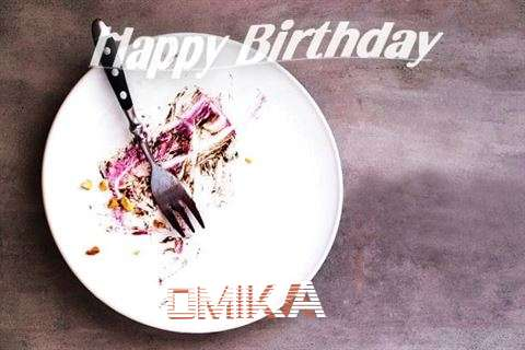 Happy Birthday Omika