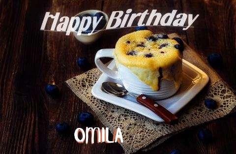 Happy Birthday Omila