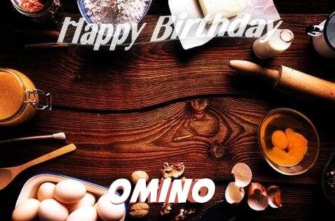 Happy Birthday to You Omino