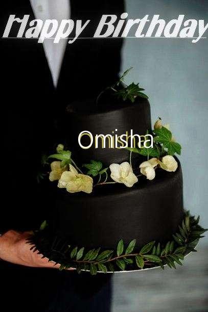 Omisha Birthday Celebration