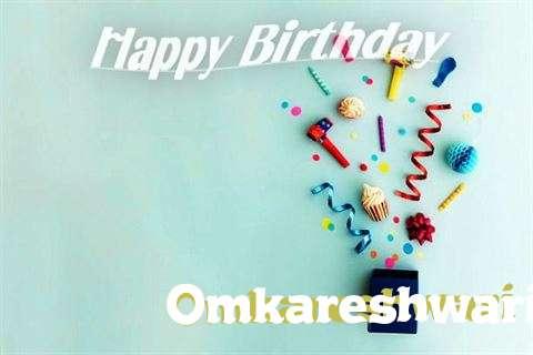 Happy Birthday Wishes for Omkareshwari