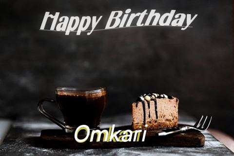 Happy Birthday Wishes for Omkari