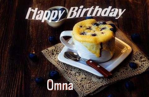 Happy Birthday Omna