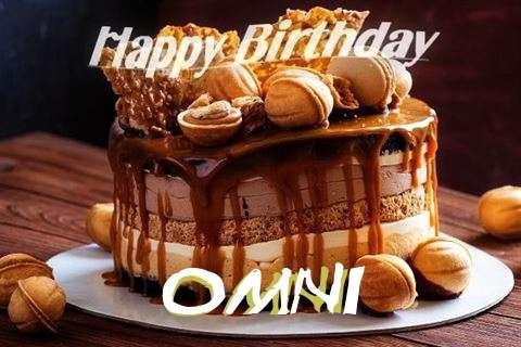 Happy Birthday Wishes for Omni