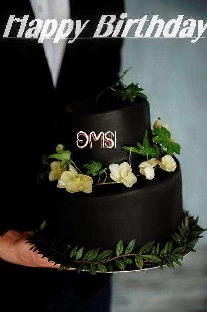 Omsi Birthday Celebration