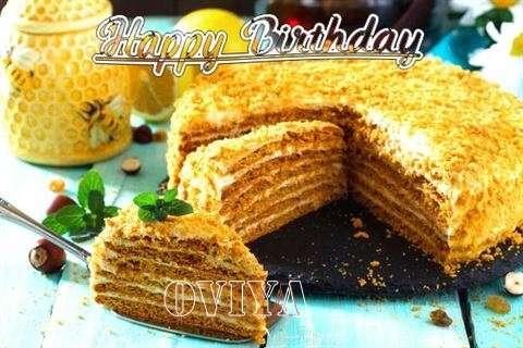Birthday Wishes with Images of Oviya