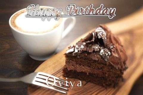 Birthday Images for Oviya