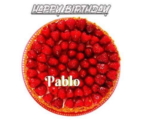 Happy Birthday to You Pablo
