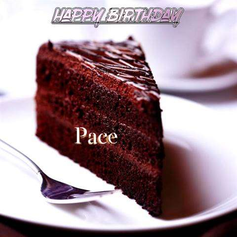 Happy Birthday Pace