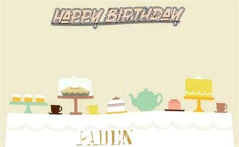 Paden Cakes