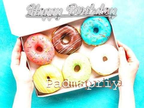 Happy Birthday Padmapriya Cake Image