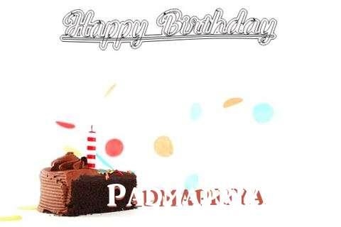 Happy Birthday Cake for Padmapriya