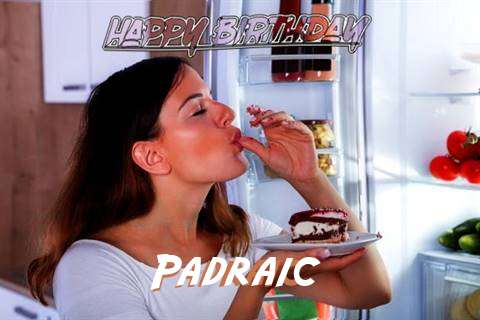 Happy Birthday to You Padraic