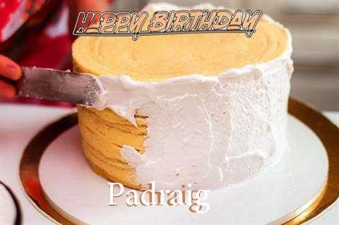 Birthday Images for Padraig