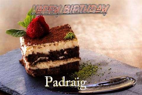 Padraig Cakes