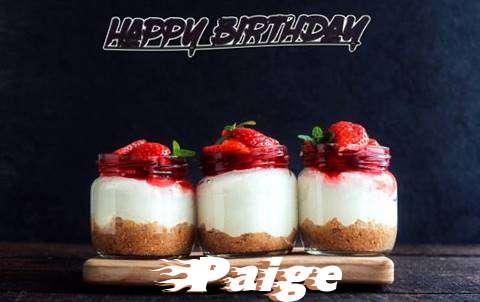 Wish Paige