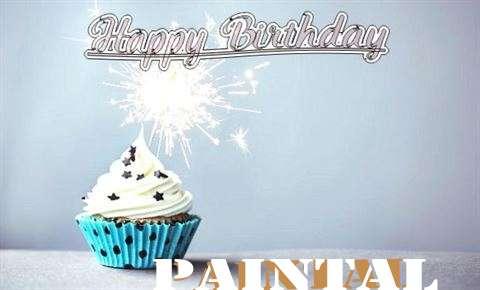 Happy Birthday to You Paintal