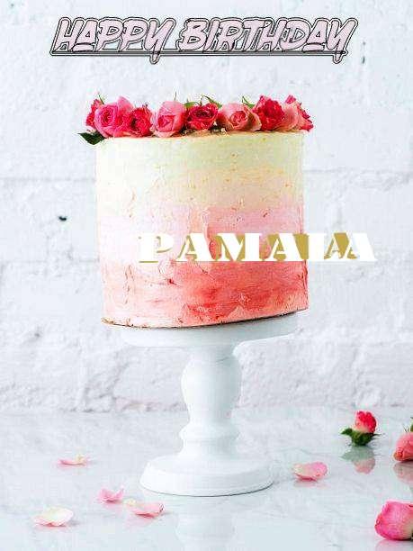 Birthday Images for Pamala