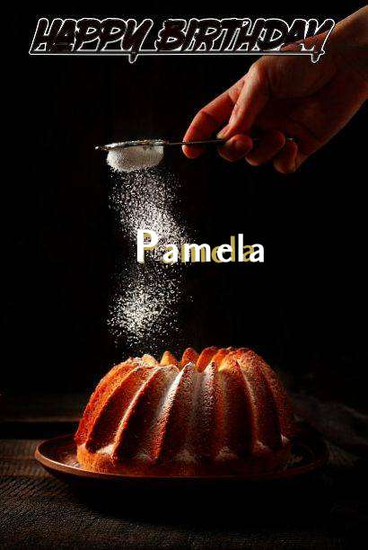 Birthday Images for Pamela