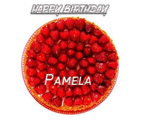 Happy Birthday to You Pamela