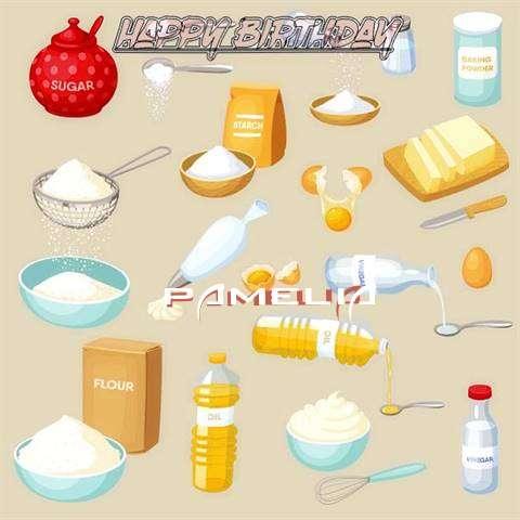 Birthday Images for Pamelia