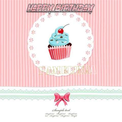 Happy Birthday to You Pamelina