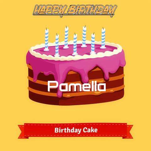 Wish Pamella