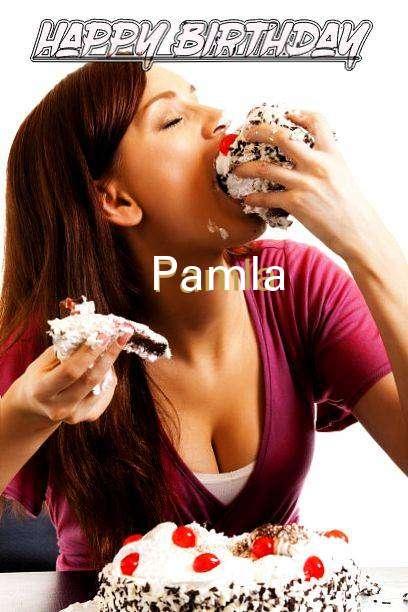 Birthday Images for Pamla