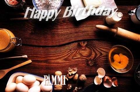 Happy Birthday to You Pammi