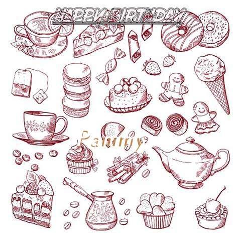 Happy Birthday Wishes for Pammy