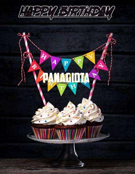 Happy Birthday Panagiota