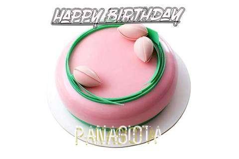 Happy Birthday Cake for Panagiota