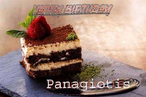 Panagiotis Cakes