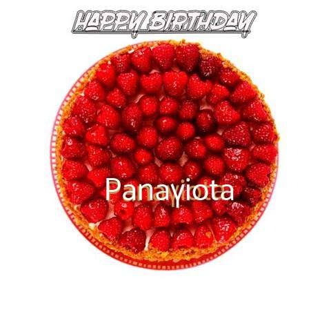 Happy Birthday to You Panayiota