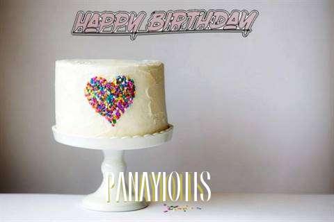 Panayiotis Cakes