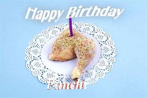 Happy Birthday Panchi